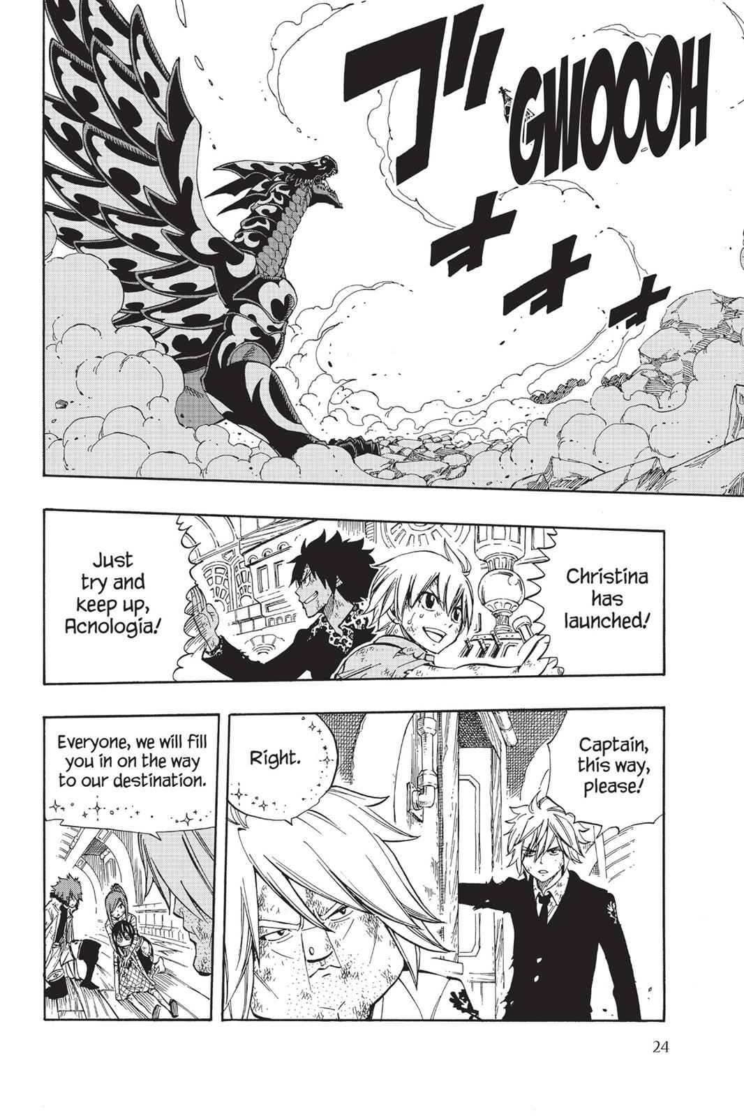 Fairy Tail Chapter 529 Page 2