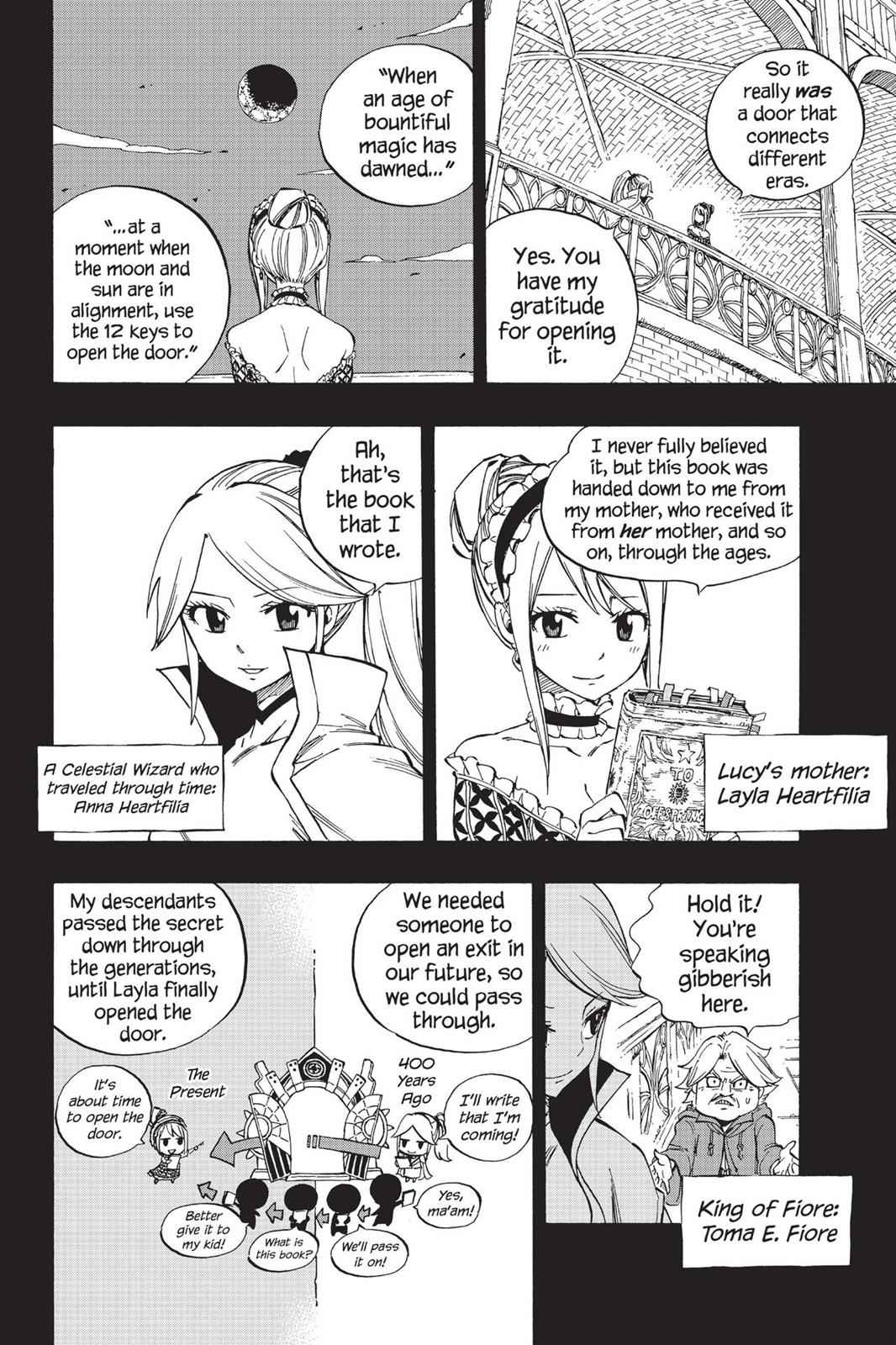 Fairy Tail Chapter 530 Page 6