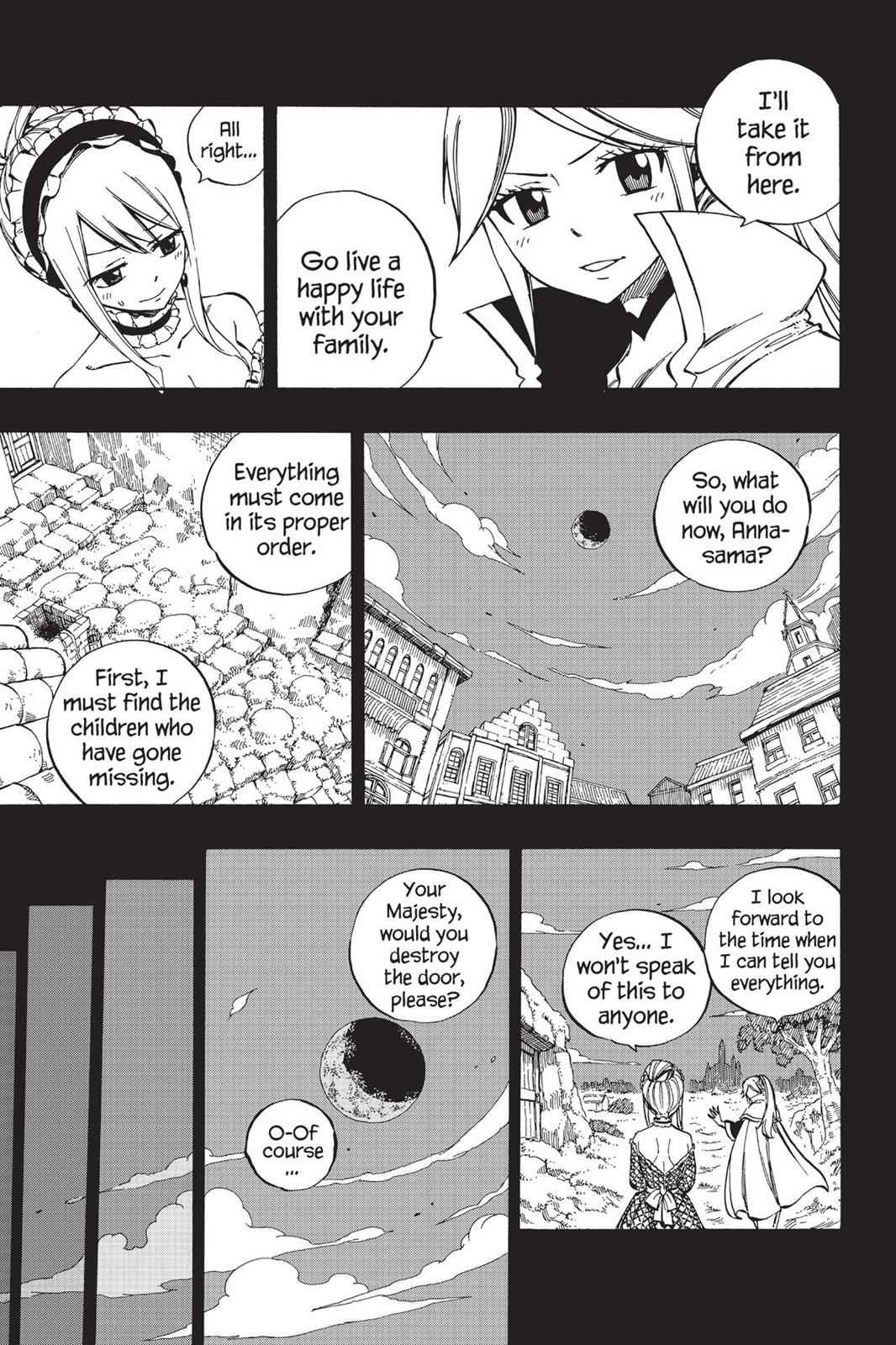 Fairy Tail Chapter 530 Page 9