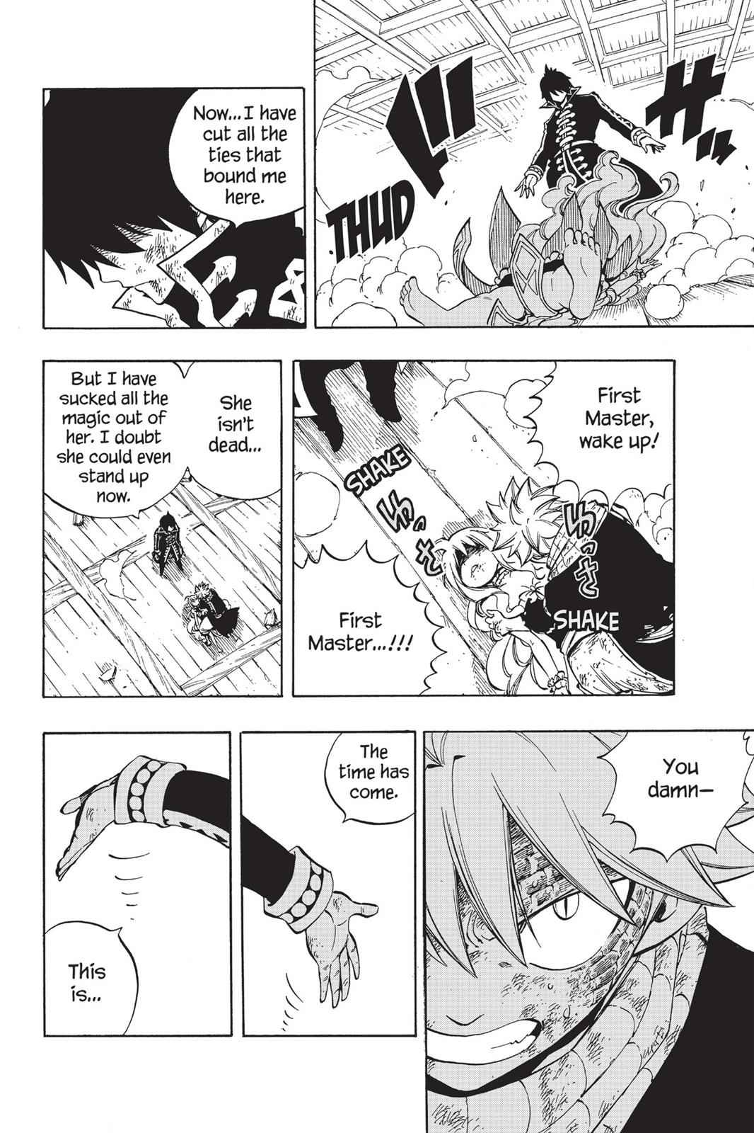 Fairy Tail Chapter 532 Page 19