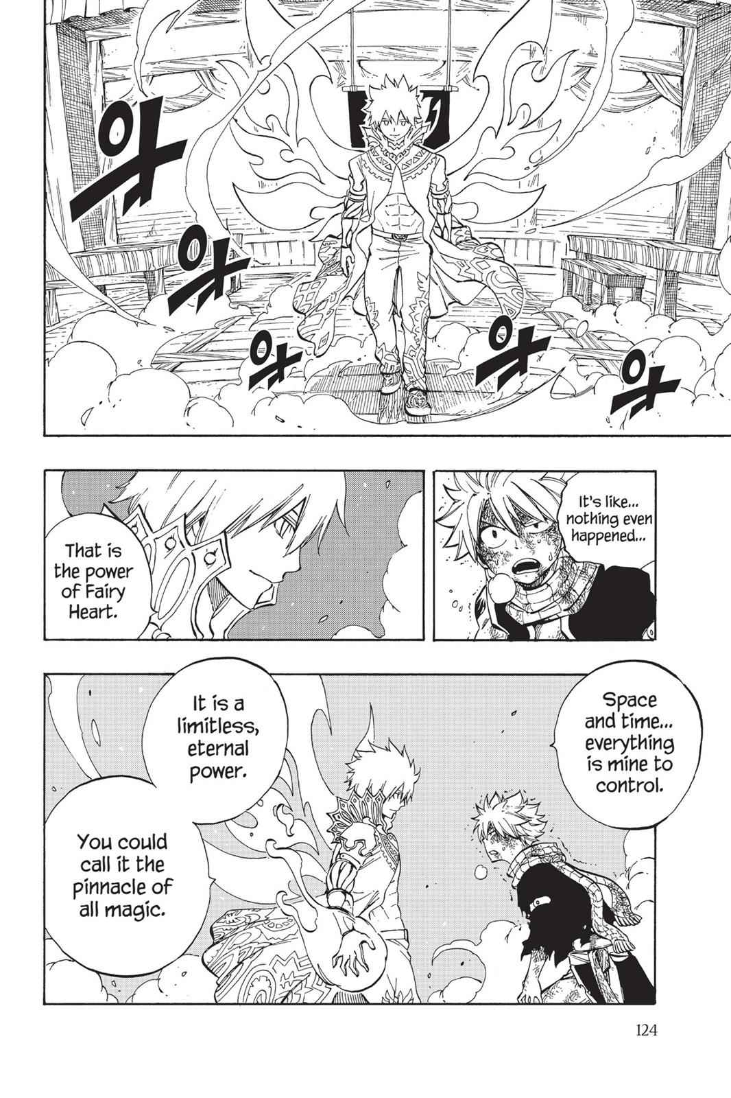 Fairy Tail Chapter 533 Page 15