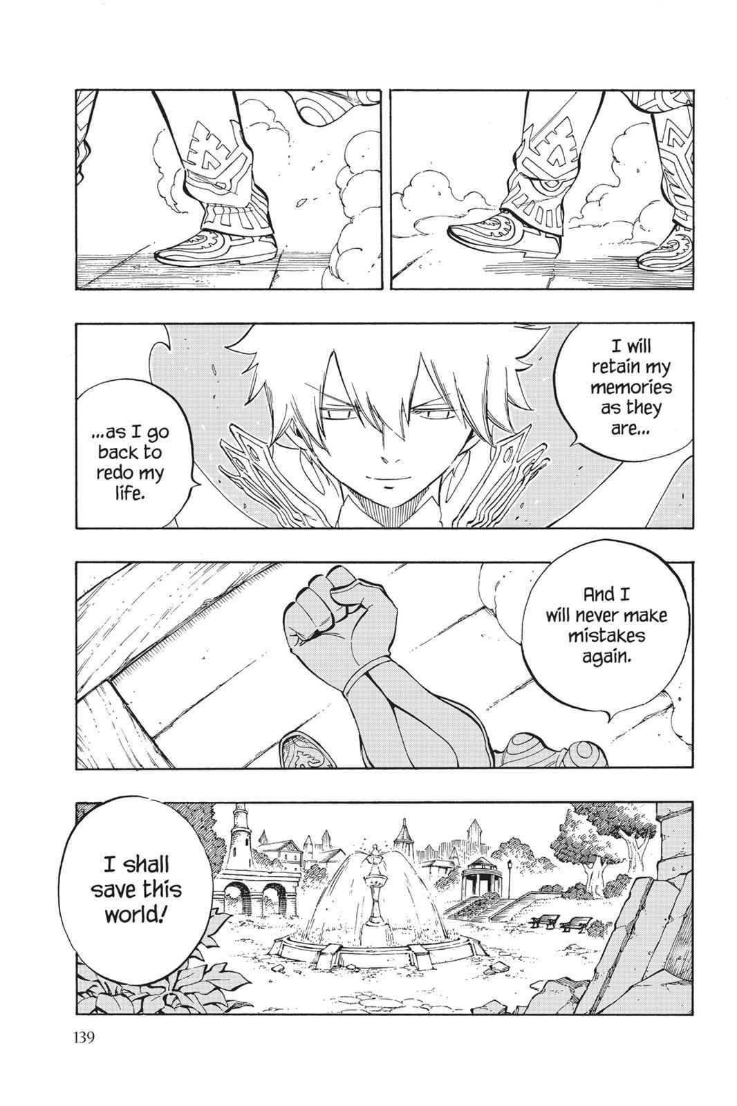 Fairy Tail Chapter 534 Page 11
