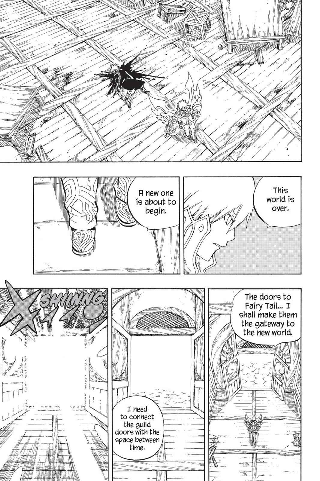 Fairy Tail Chapter 534 Page 9