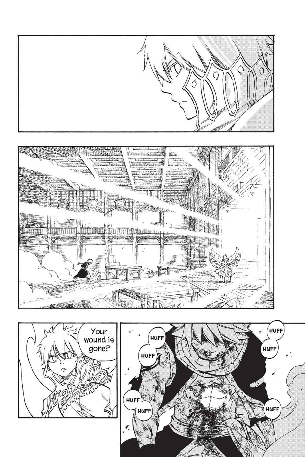 Fairy Tail Chapter 535 Page 6