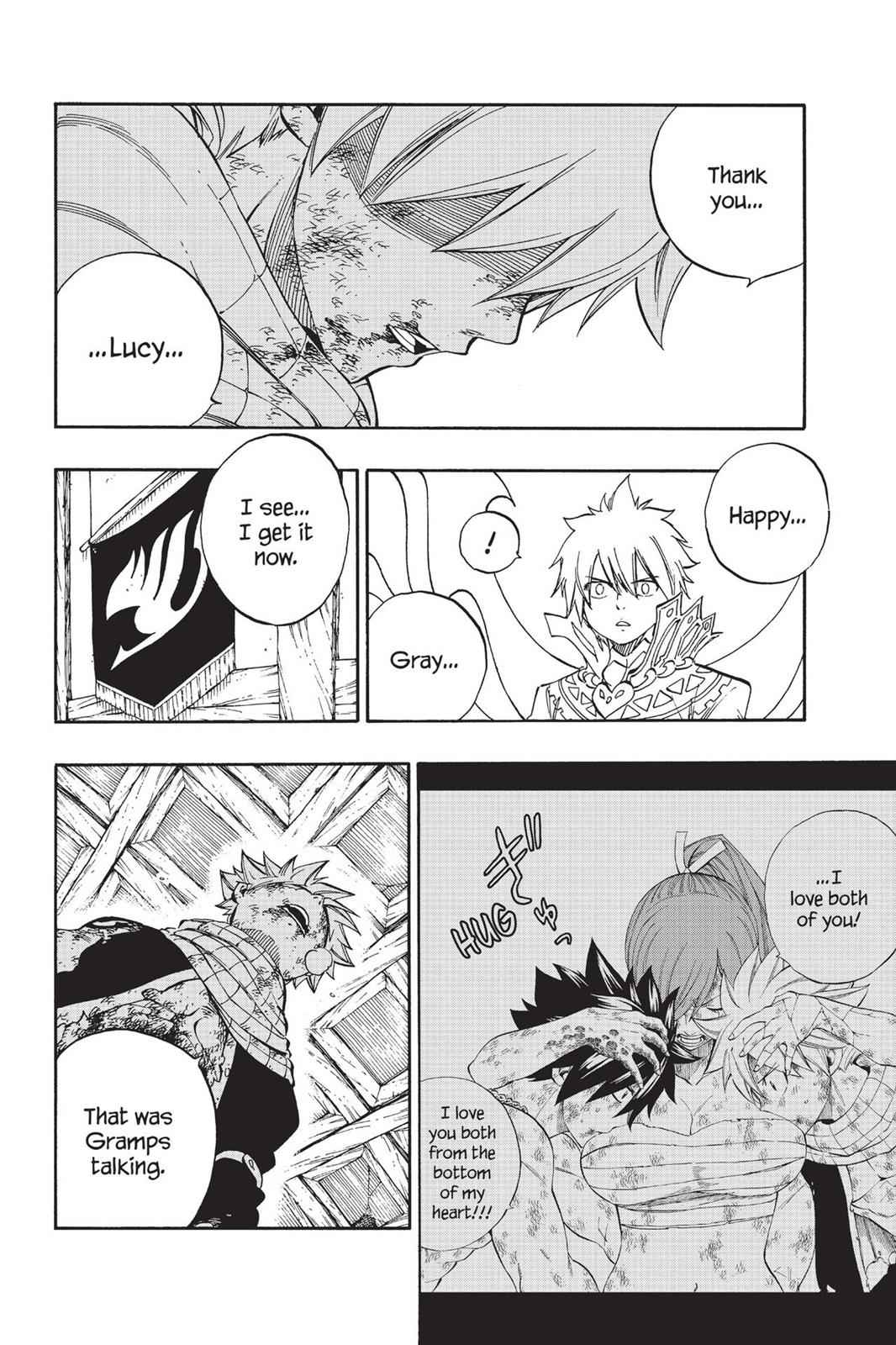 Fairy Tail Chapter 535 Page 8