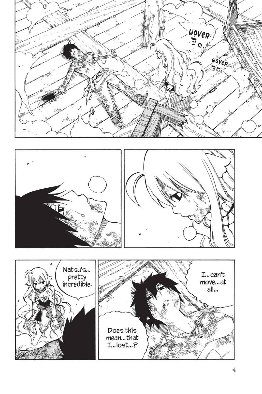 Fairy Tail Chapter 537 Page 5