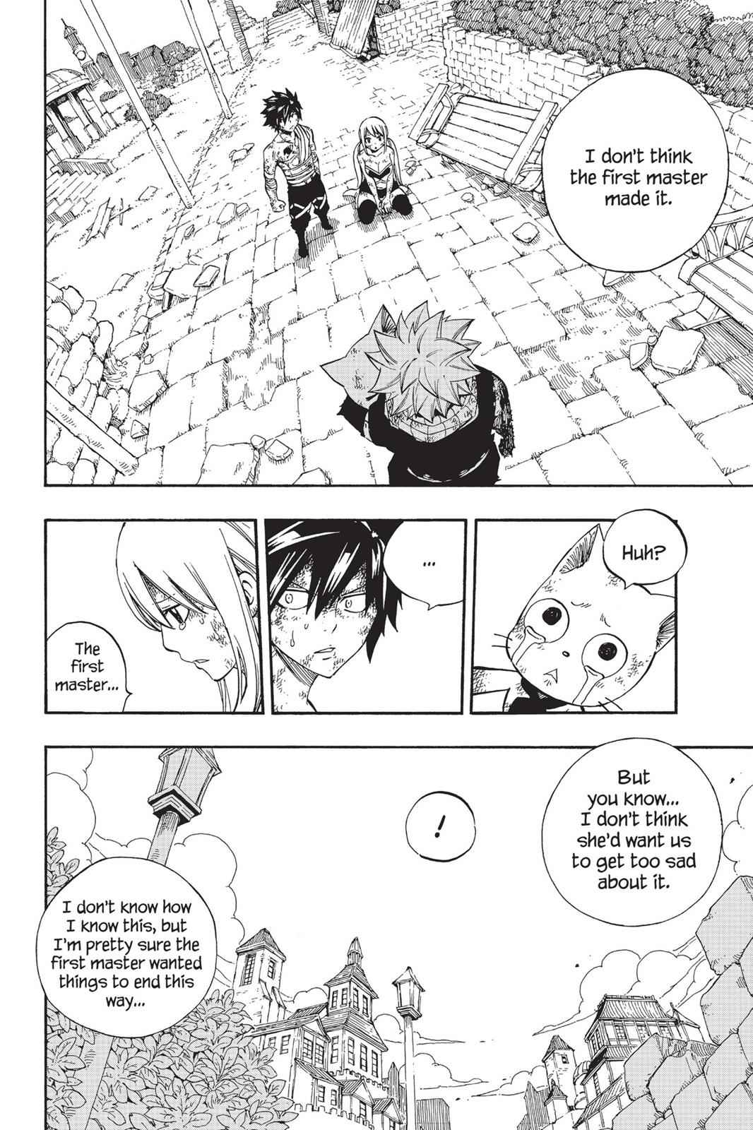 Fairy Tail Chapter 538 Page 10