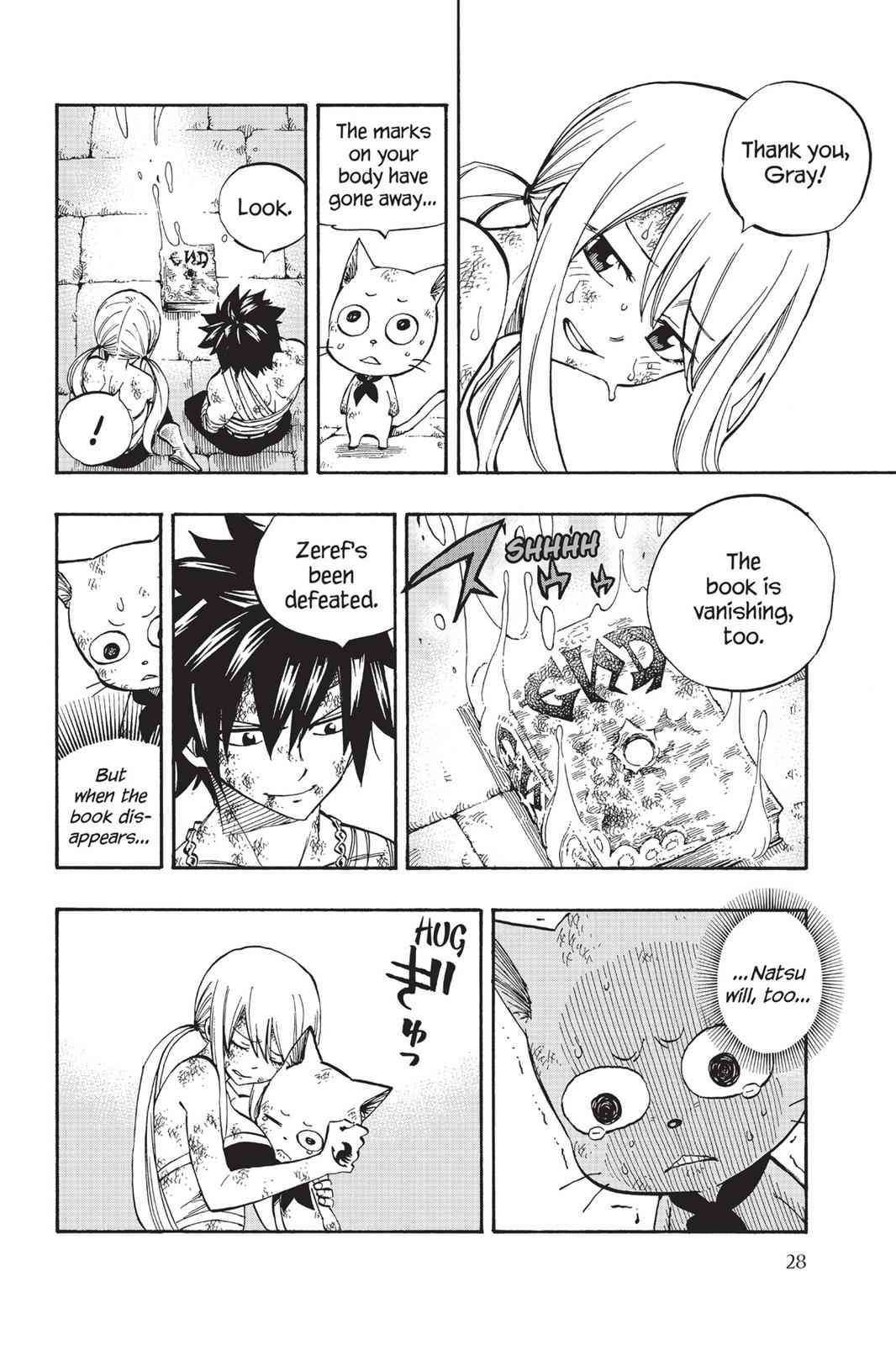 Fairy Tail Chapter 538 Page 6