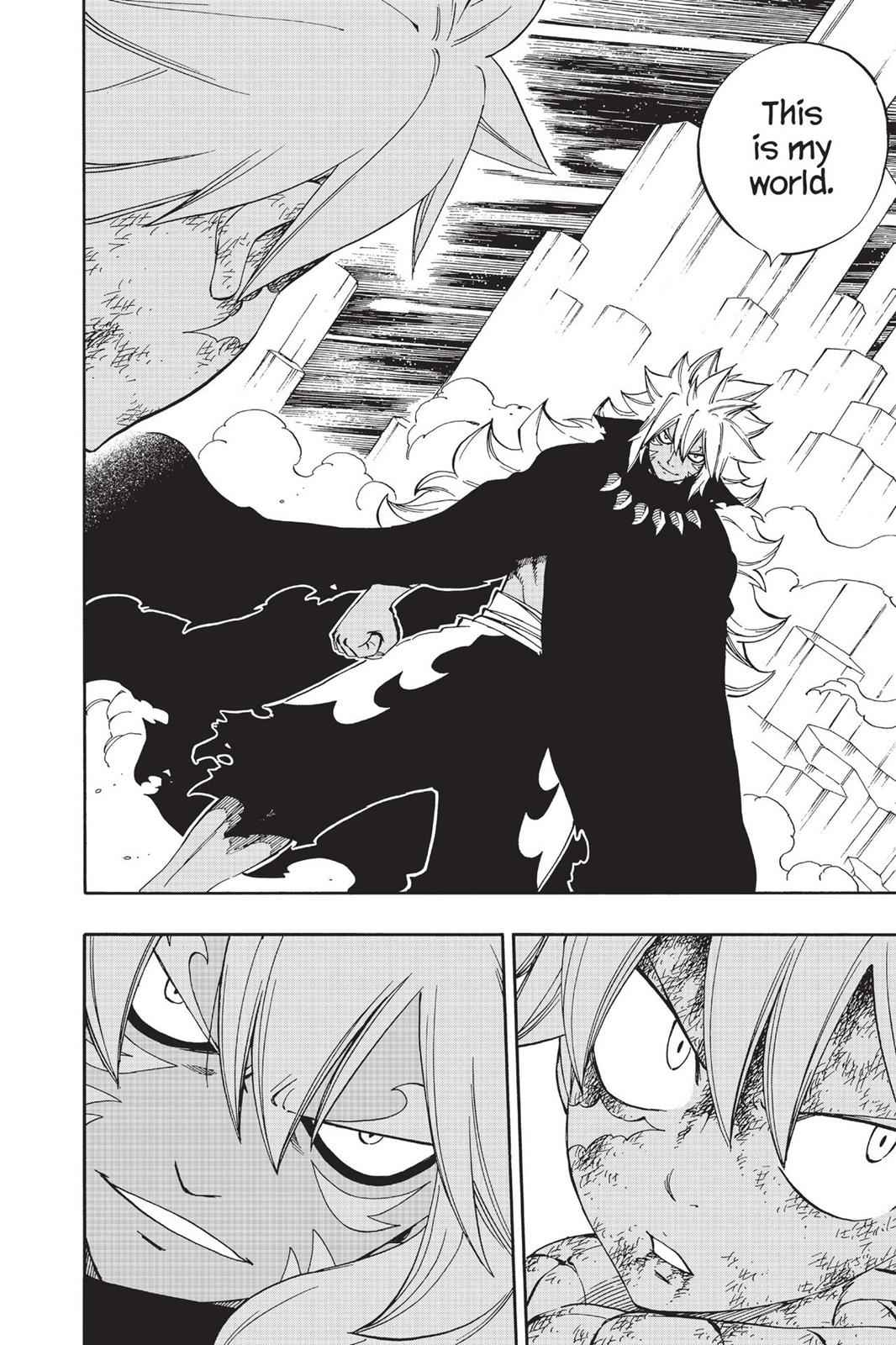 Fairy Tail Chapter 539 Page 18