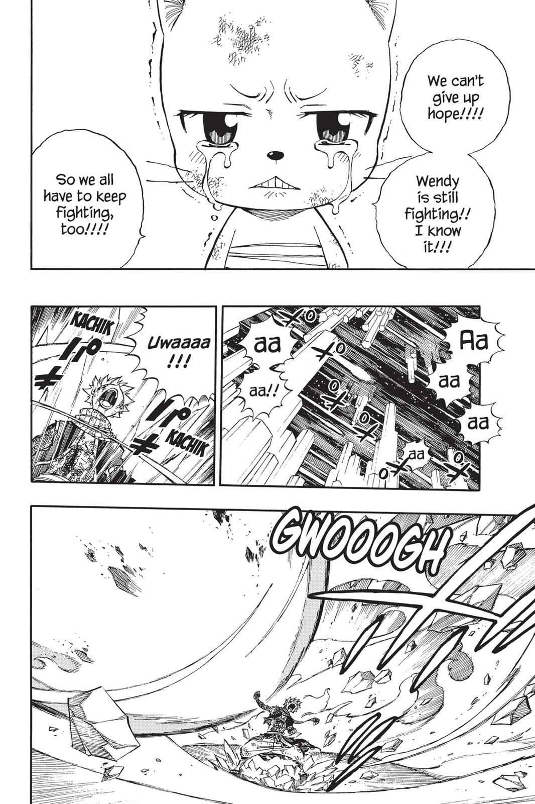 Fairy Tail Chapter 540 Page 16
