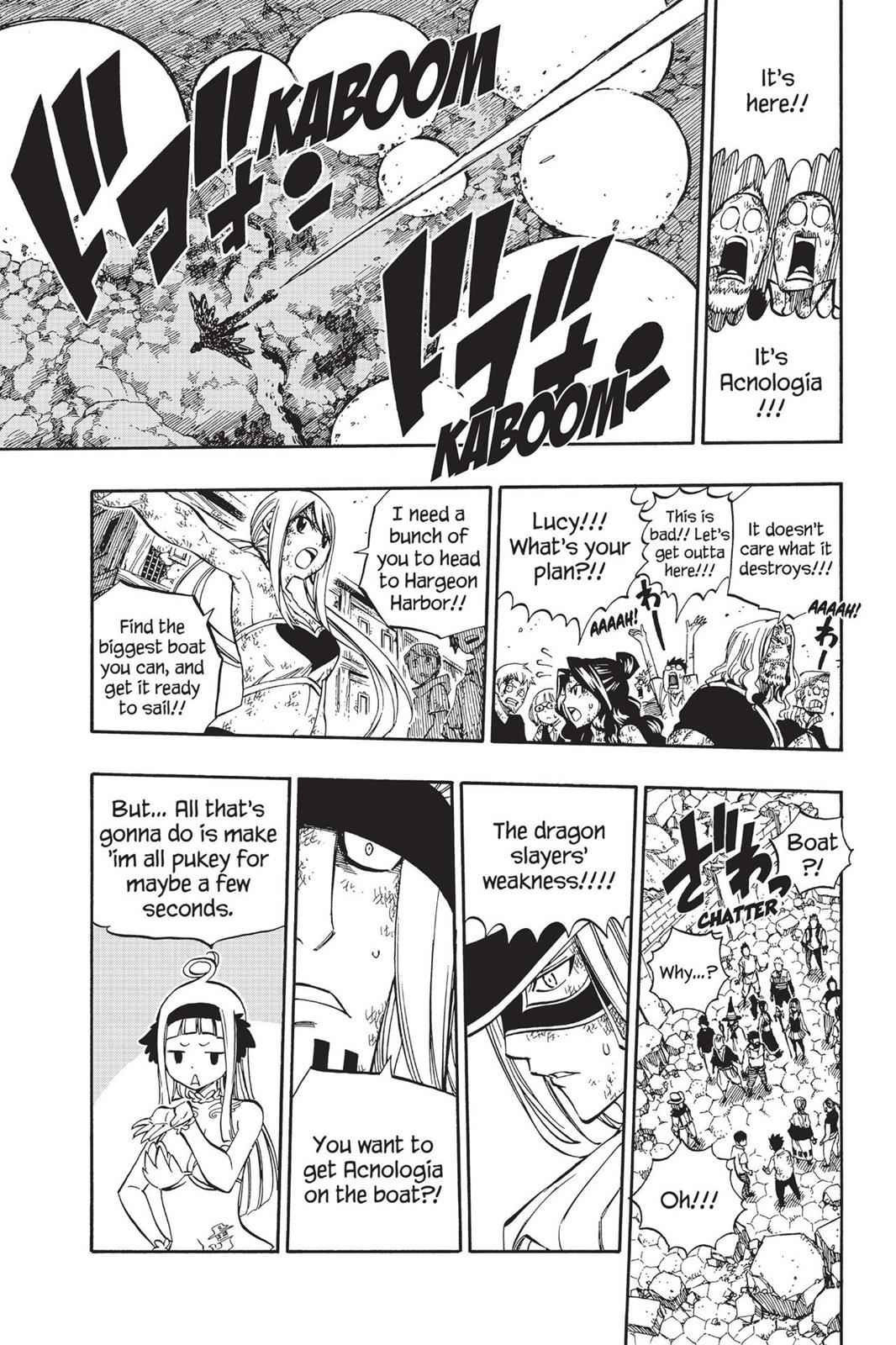 Fairy Tail Chapter 541 Page 11