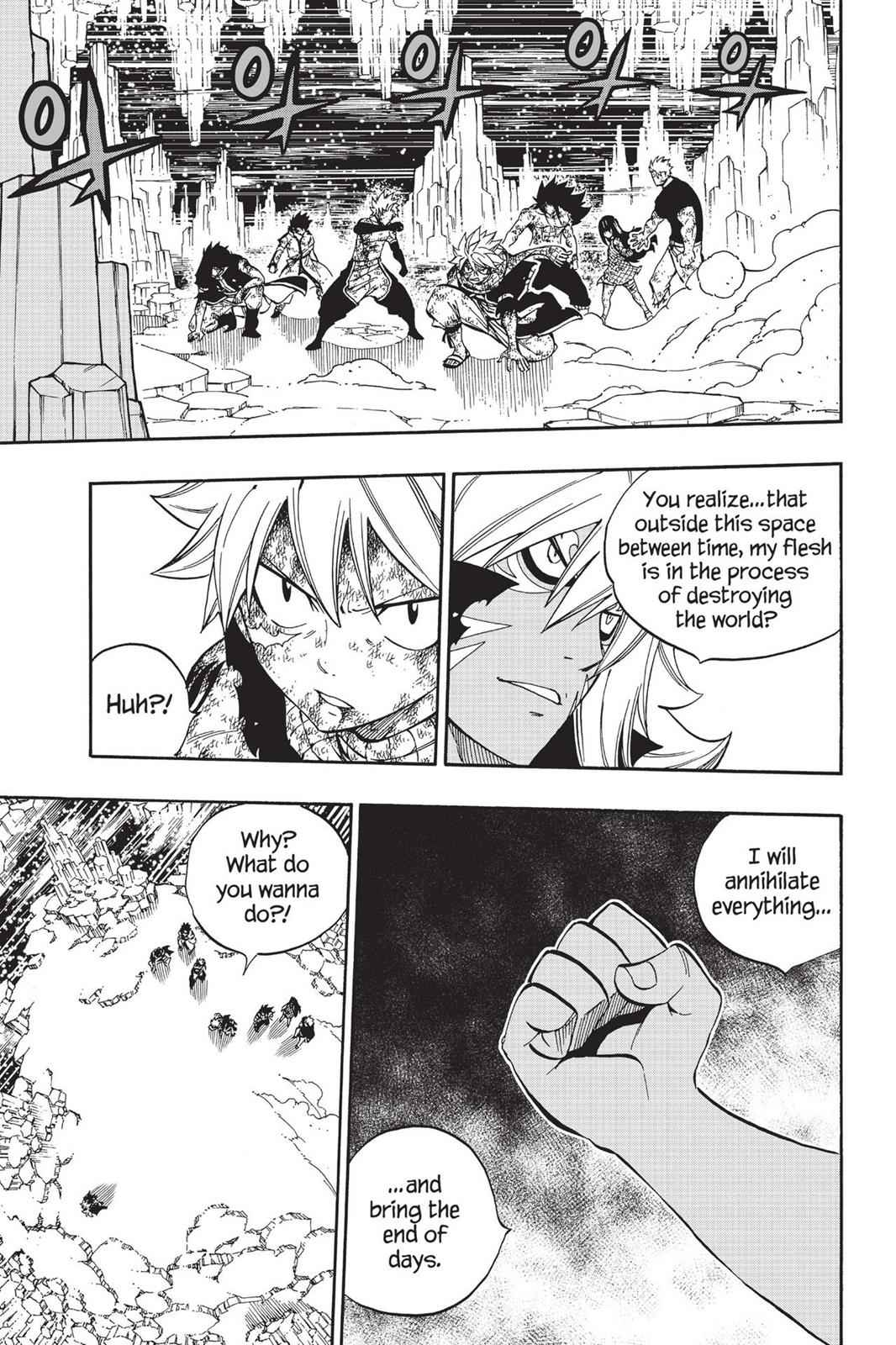 Fairy Tail Chapter 541 Page 15