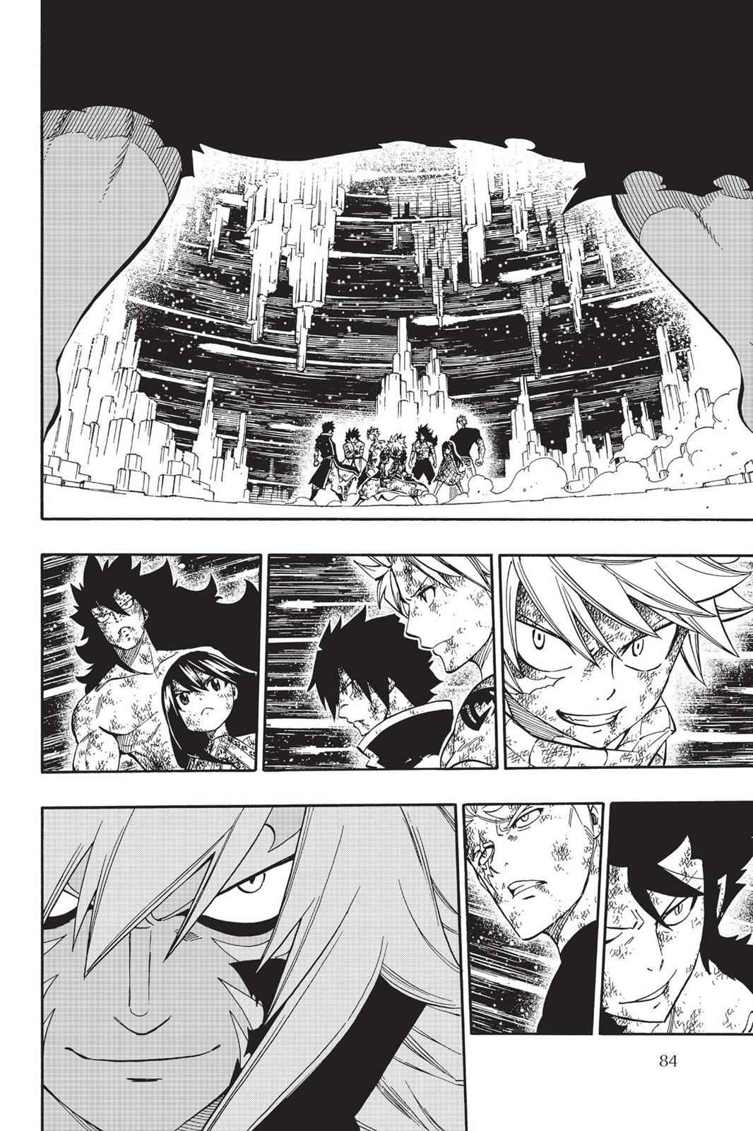 Fairy Tail Chapter 541 Page 2