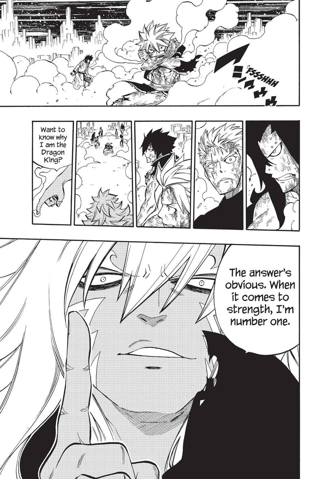 Fairy Tail Chapter 541 Page 7