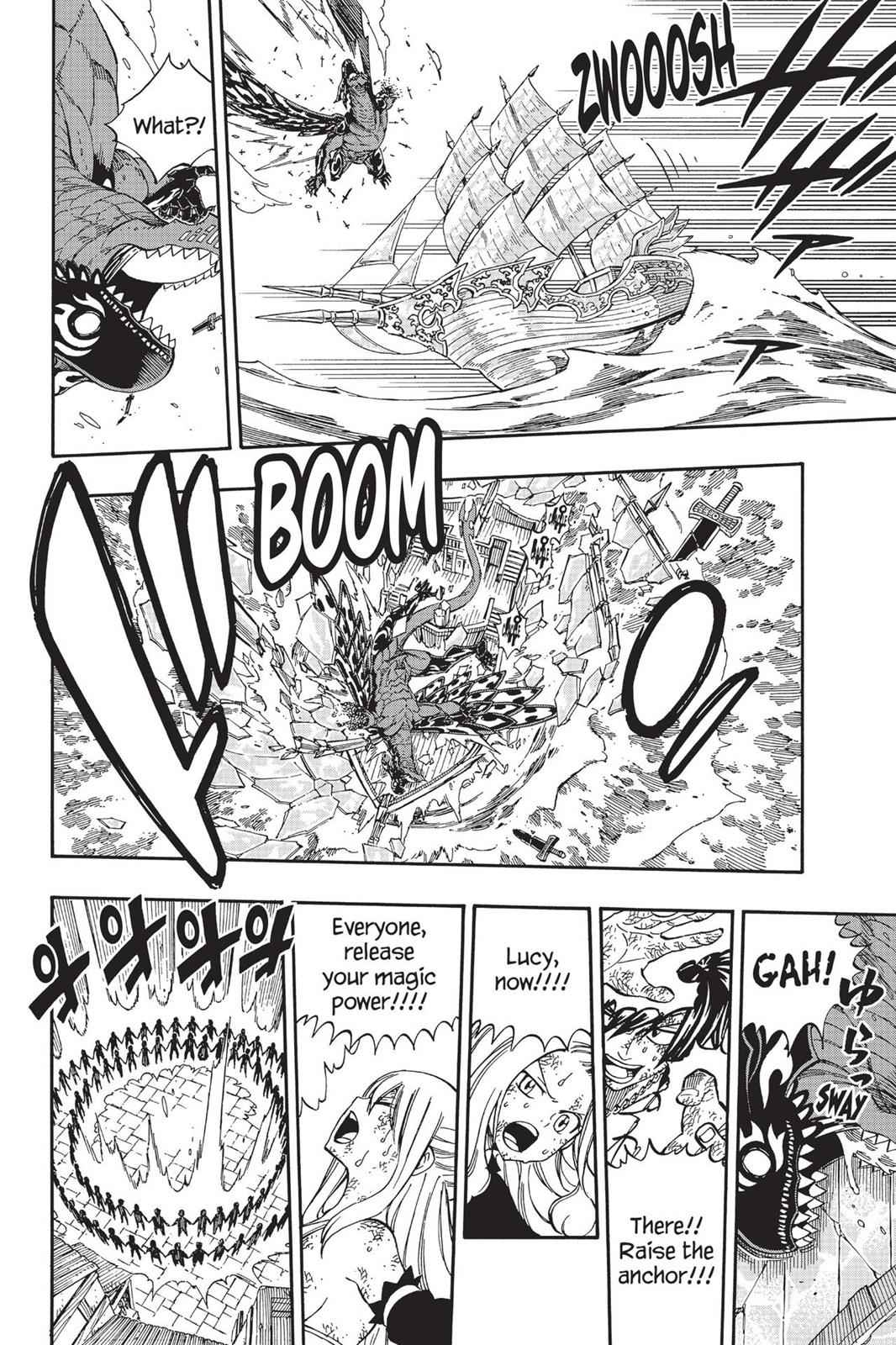 Fairy Tail Chapter 543 Page 18