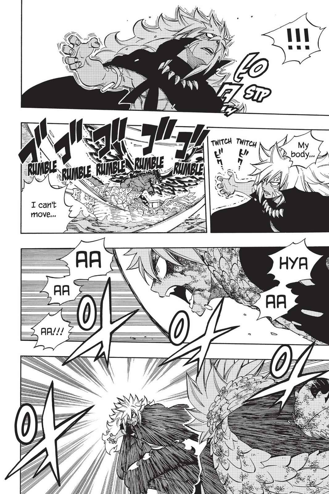 Fairy Tail Chapter 544 Page 12