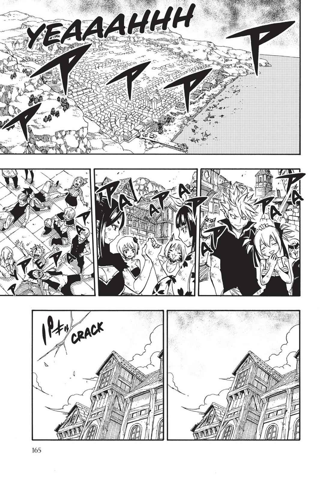 Fairy Tail Chapter 544 Page 22
