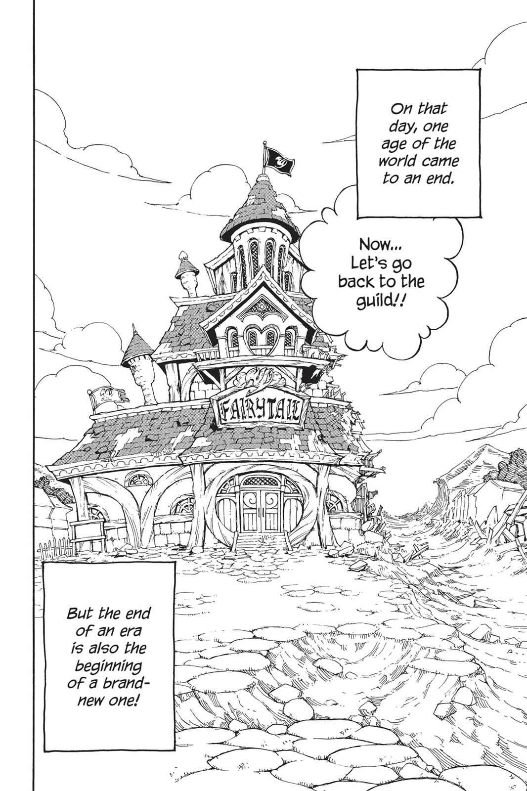 Fairy Tail Chapter 544 Page 25