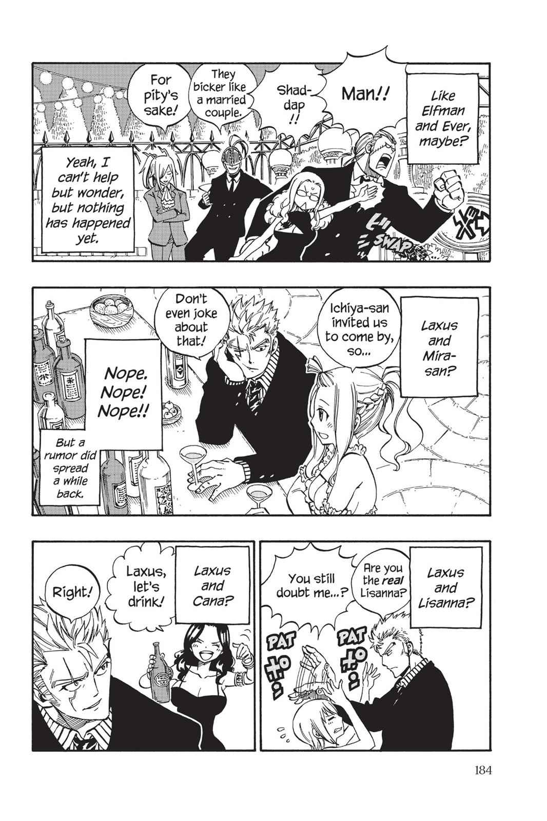 Fairy Tail Chapter 545 Page 15