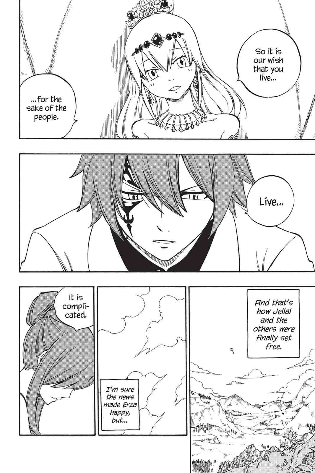 Fairy Tail Chapter 545 Page 19
