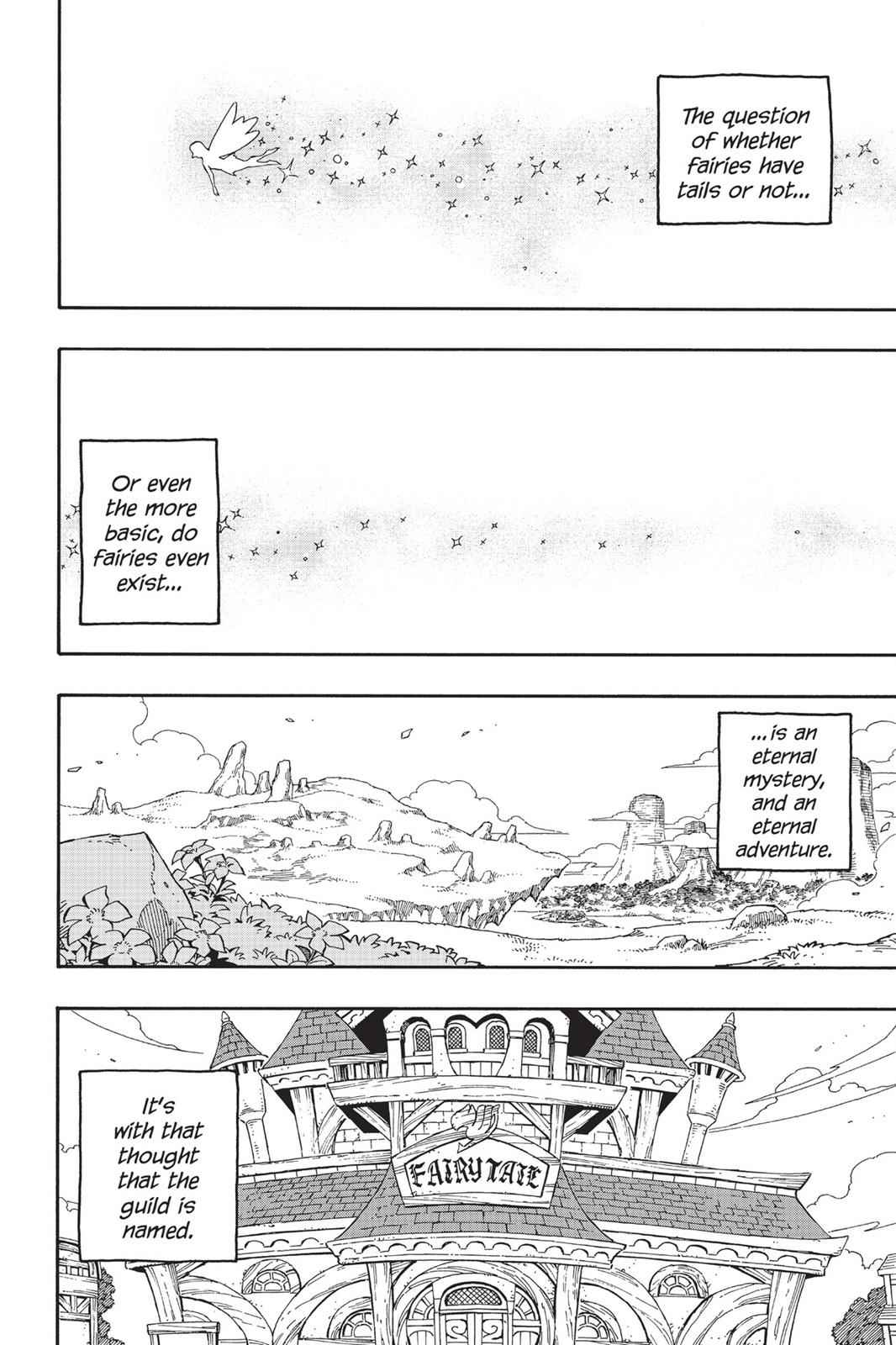 Fairy Tail Chapter 545 Page 39