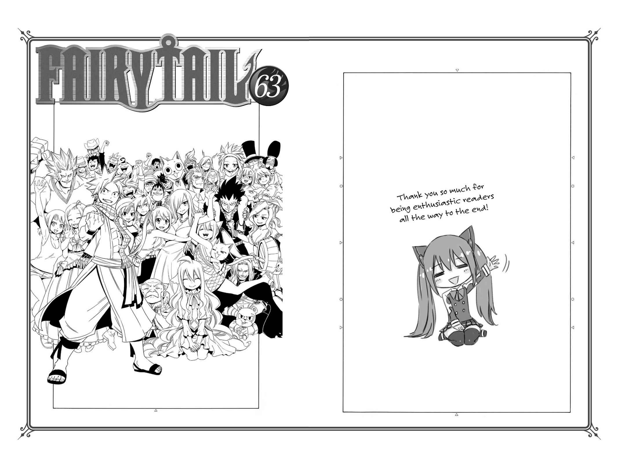 Fairy Tail Chapter 545 Page 44