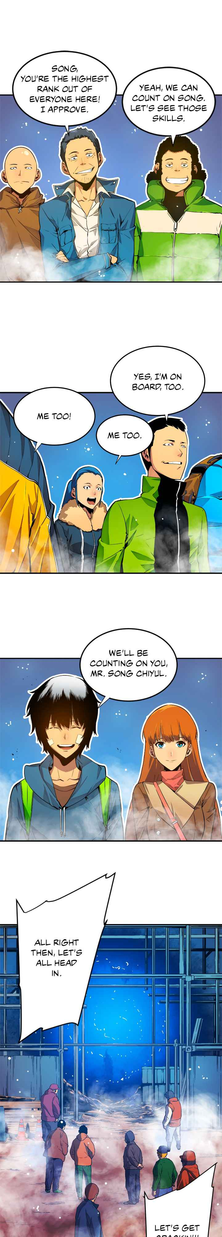 Solo Leveling Chapter 1 Page 19