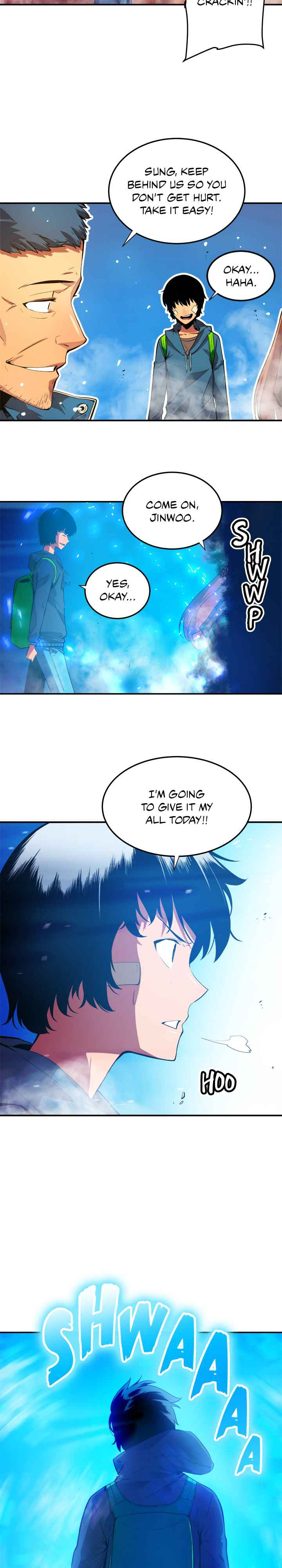 Solo Leveling Chapter 1 Page 20