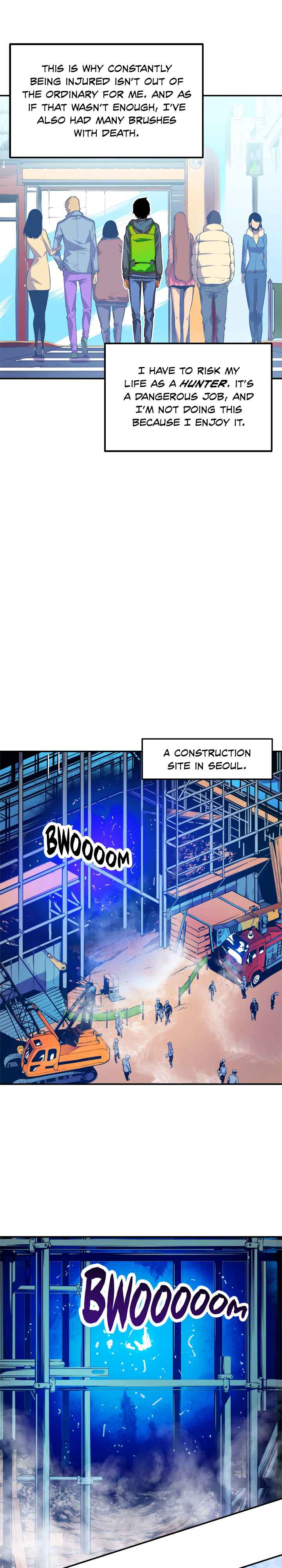 Solo Leveling Chapter 1 Page 7
