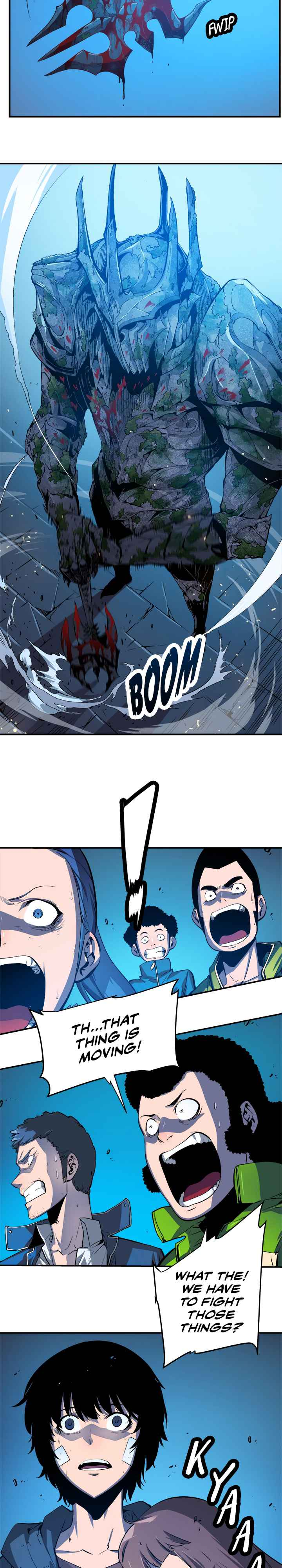 Solo Leveling Chapter 3 Page 23