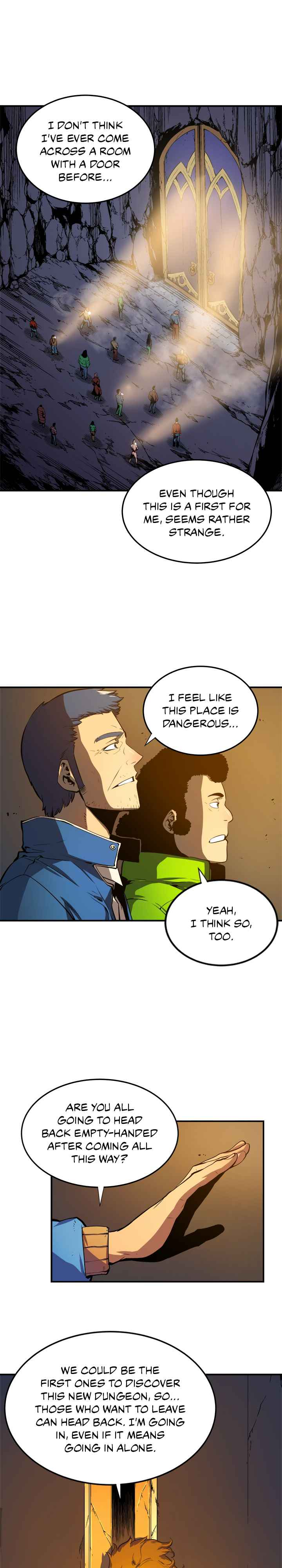 Solo Leveling Chapter 3 Page 7