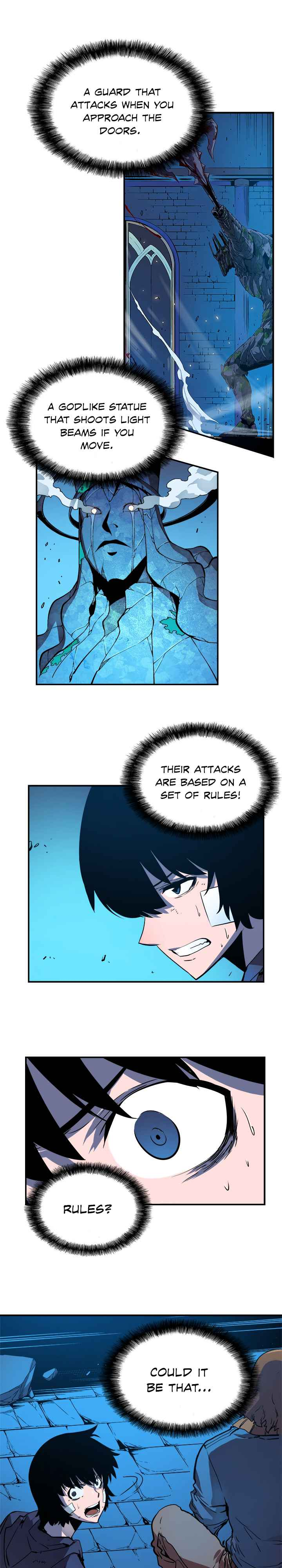 Solo Leveling Chapter 5 Page 17