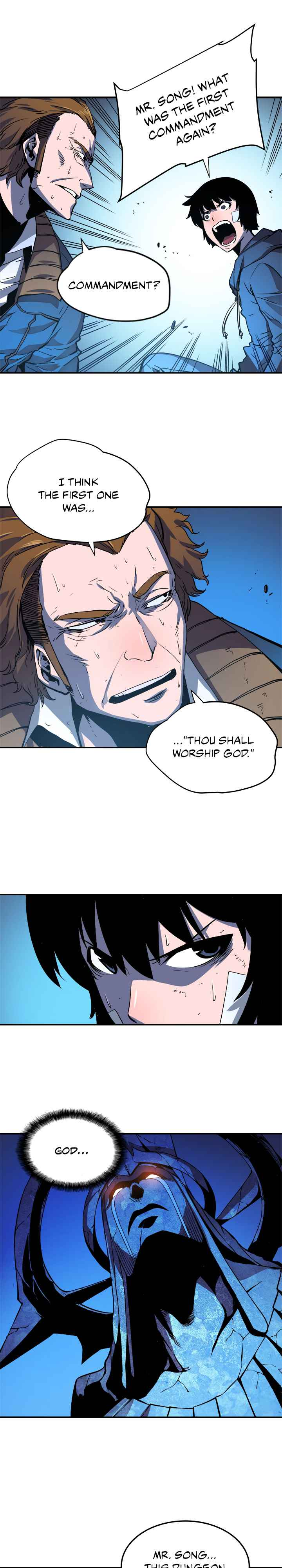 Solo Leveling Chapter 5 Page 20