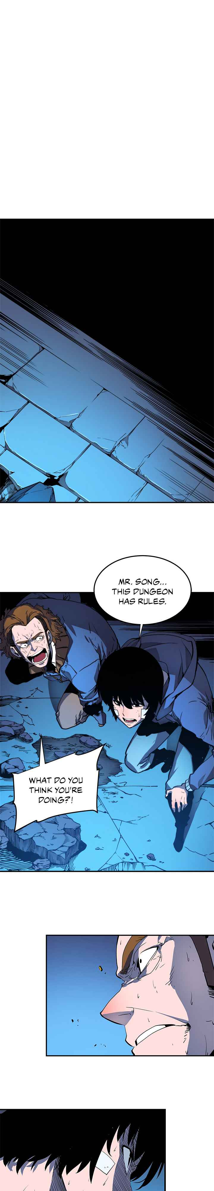 Solo Leveling Chapter 6 Page 1
