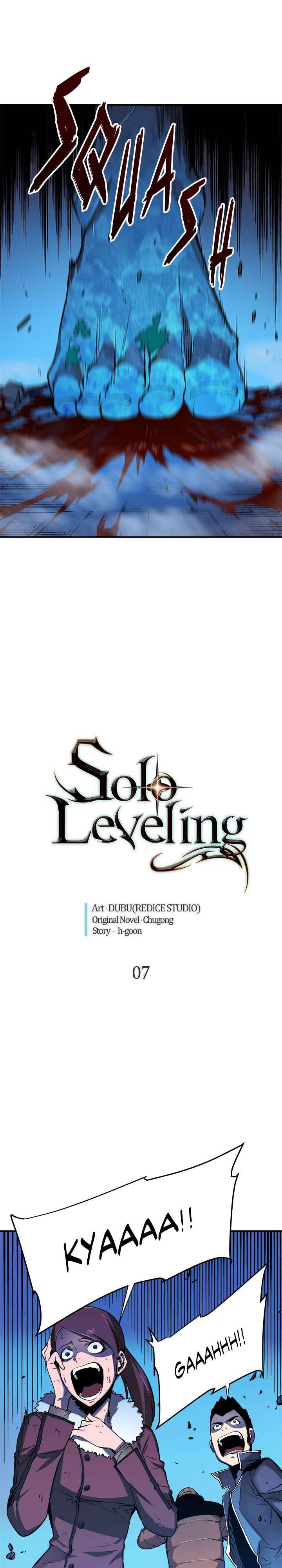 Solo Leveling Chapter 7 Page 2