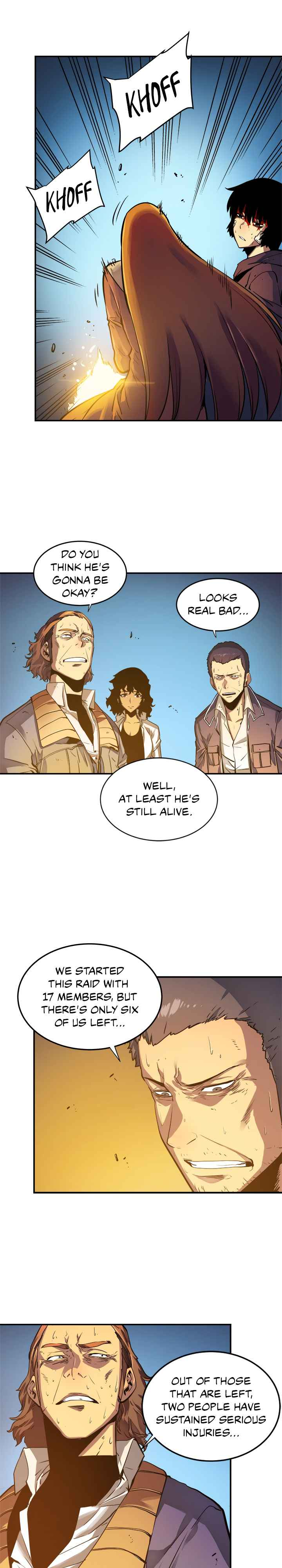 Solo Leveling Chapter 8 Page 4