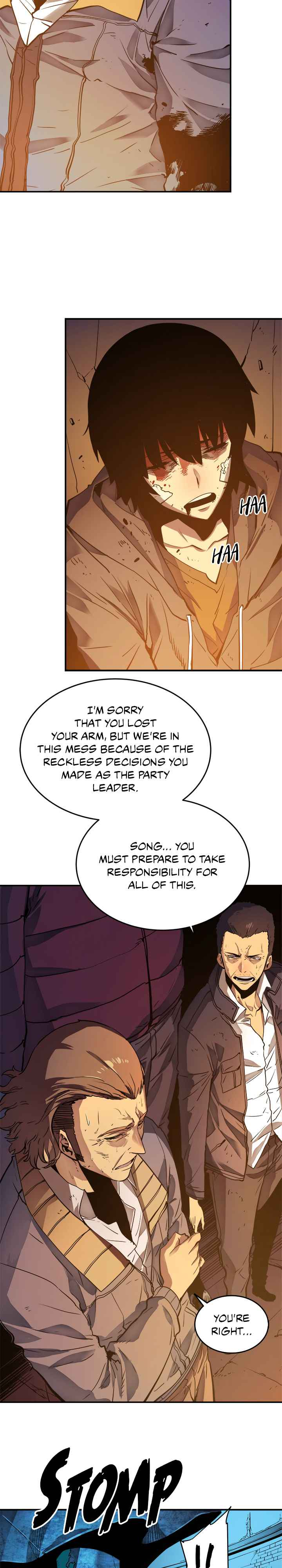 Solo Leveling Chapter 8 Page 5