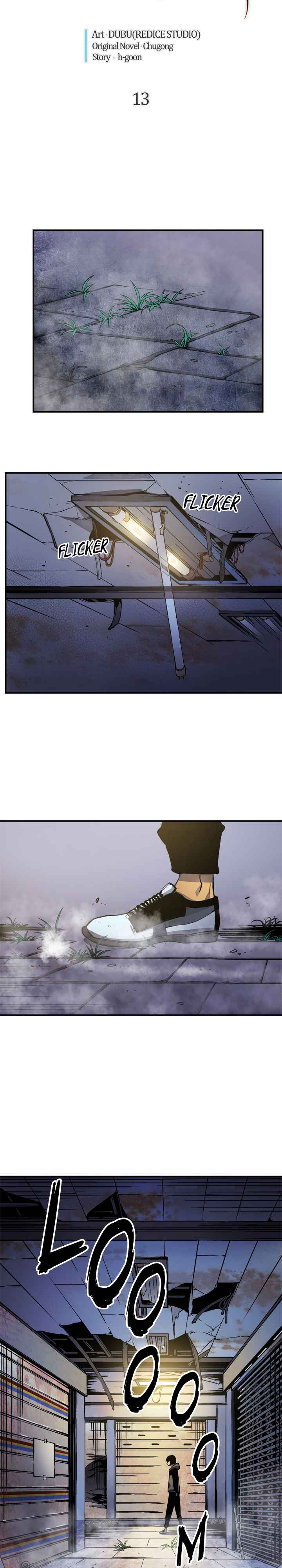 Solo Leveling Chapter 13 Page 2