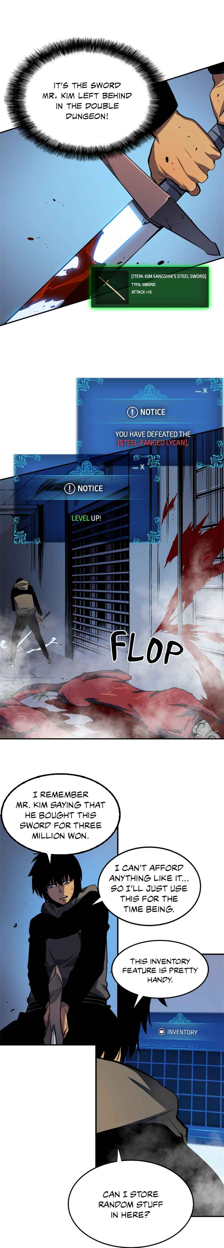 Solo Leveling Chapter 13 Page 26