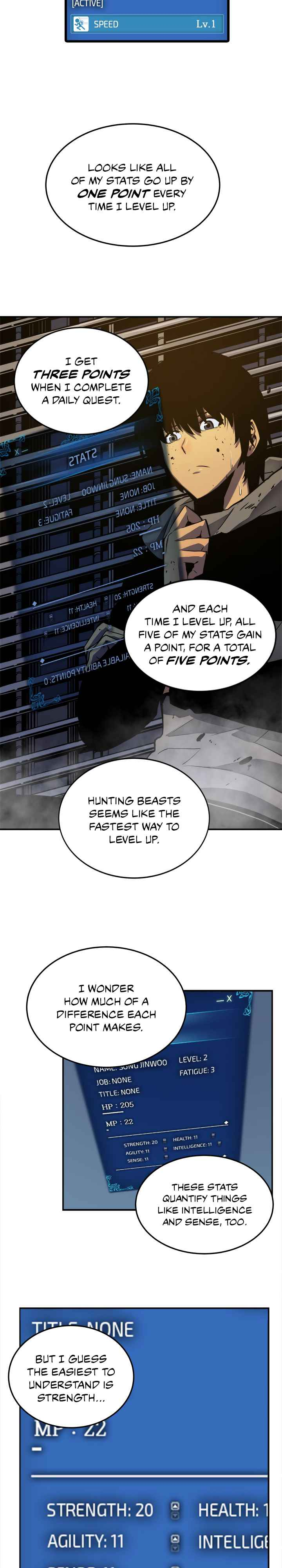 Solo Leveling Chapter 14 Page 2