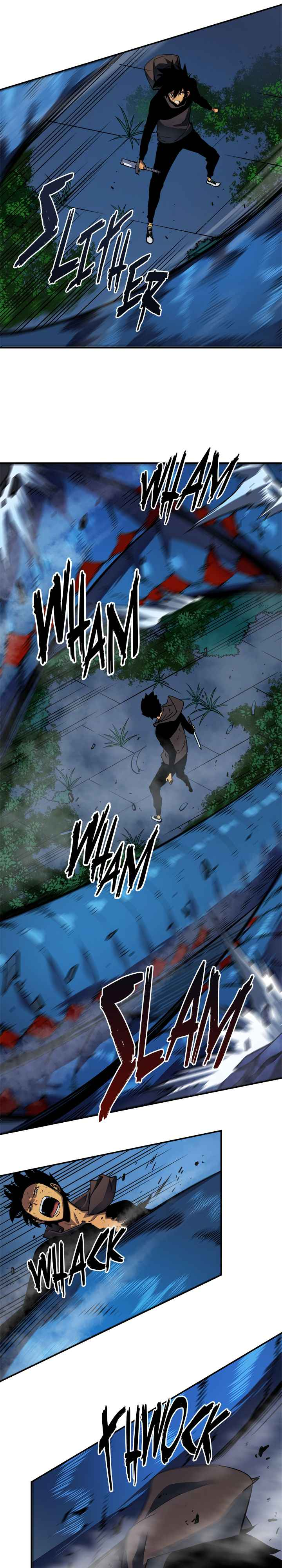 Solo Leveling Chapter 16 Page 10