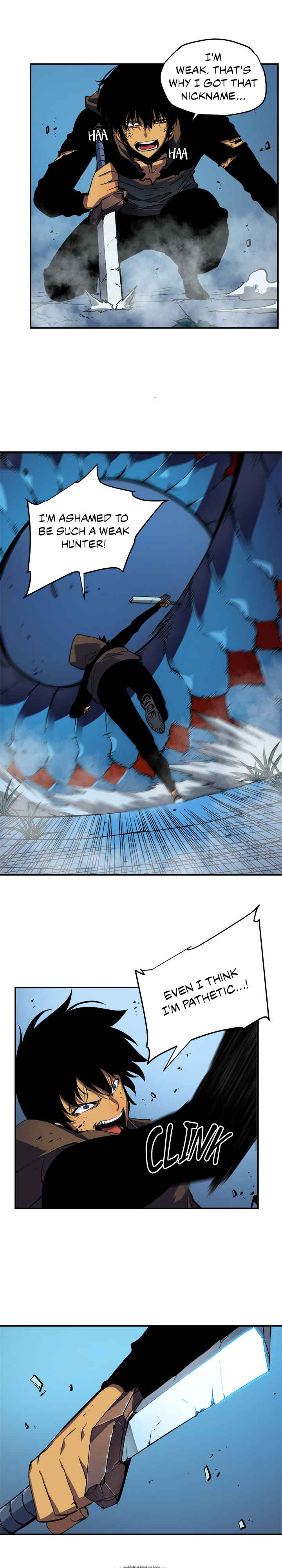 Solo Leveling Chapter 16 Page 15
