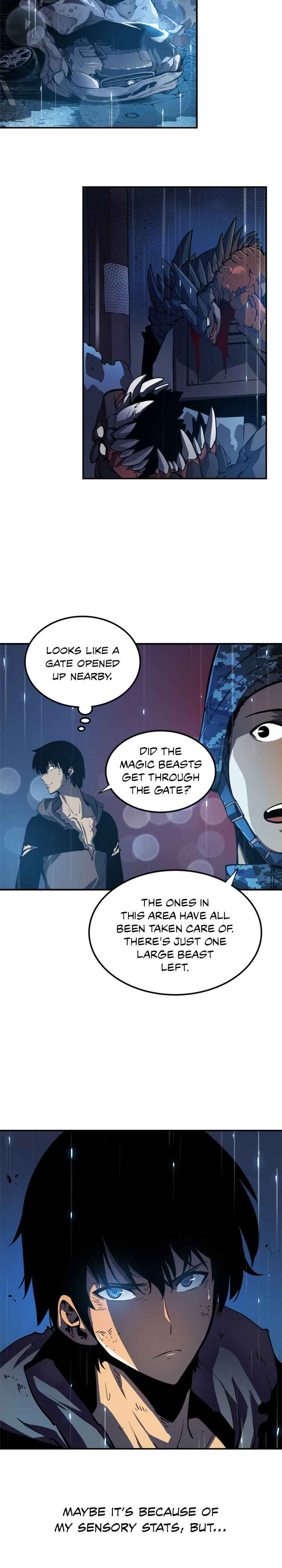 Solo Leveling Chapter 17 Page 11