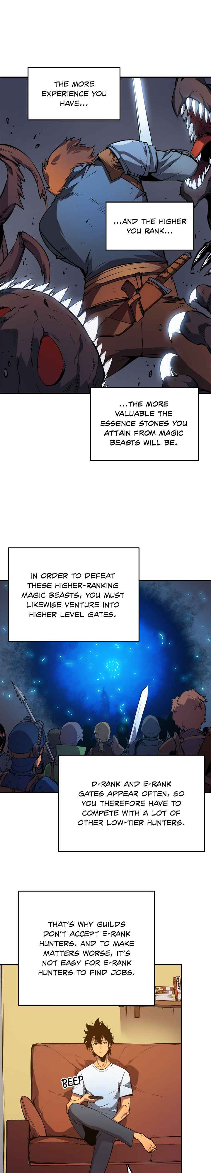 Solo Leveling Chapter 18 Page 16