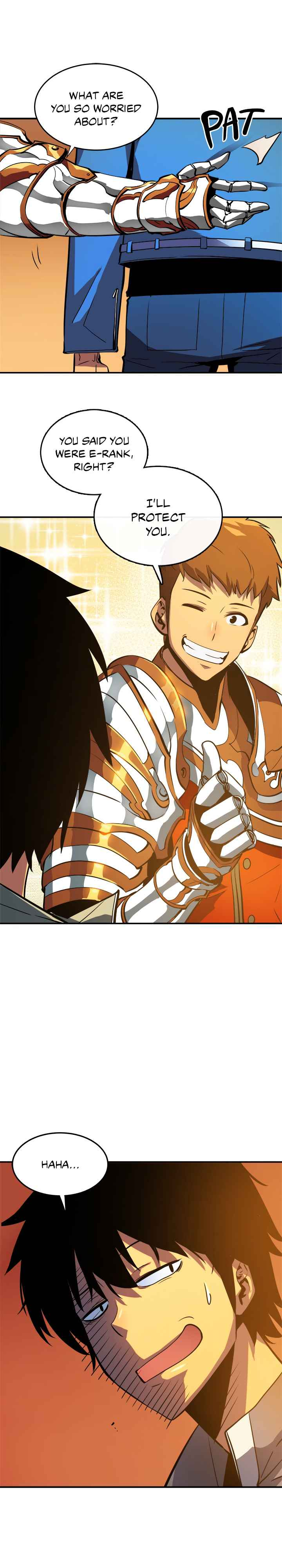 Solo Leveling Chapter 18 Page 30
