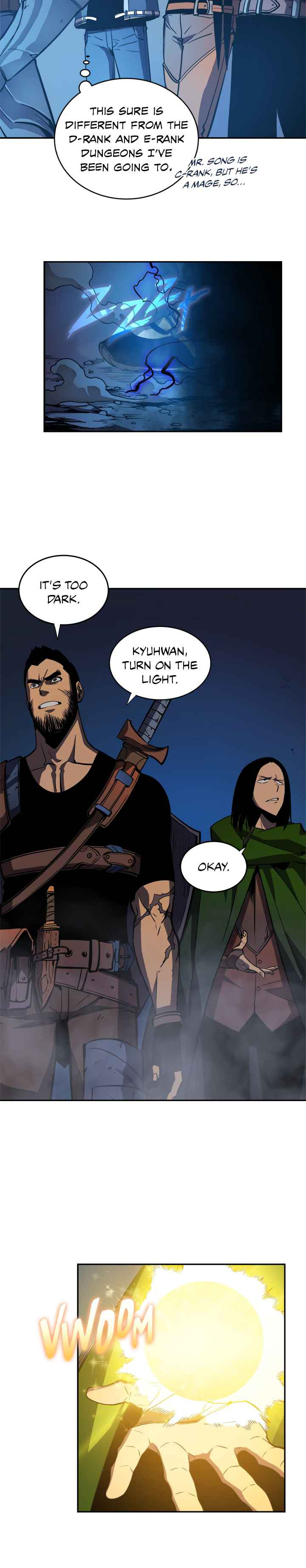 Solo Leveling Chapter 19 Page 10