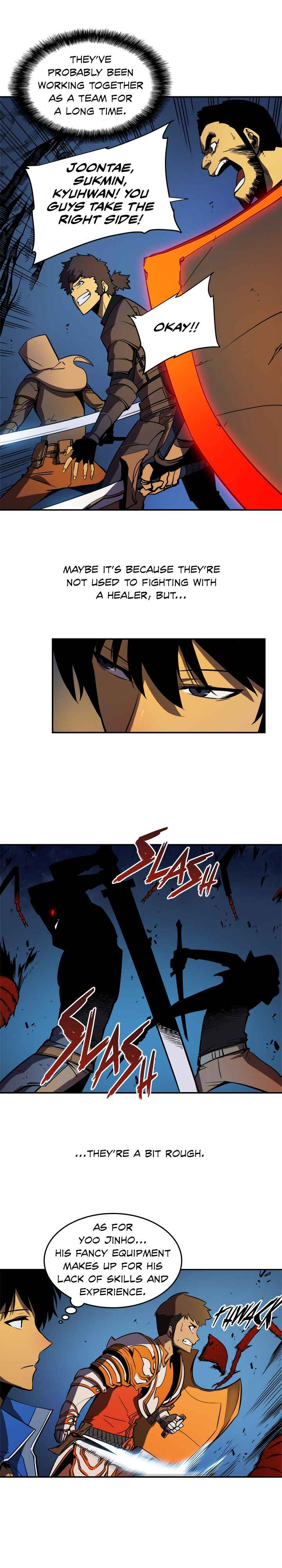 Solo Leveling Chapter 19 Page 19