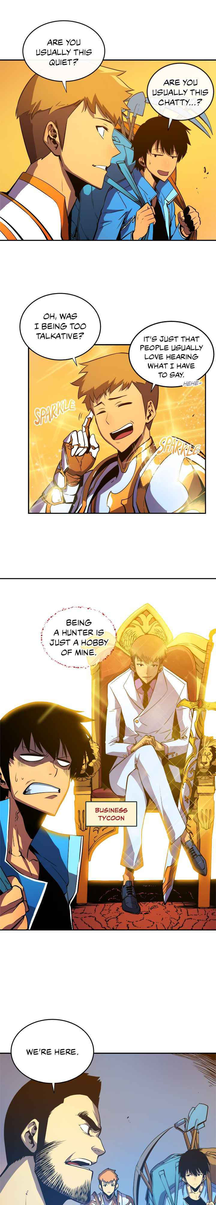 Solo Leveling Chapter 19 Page 5