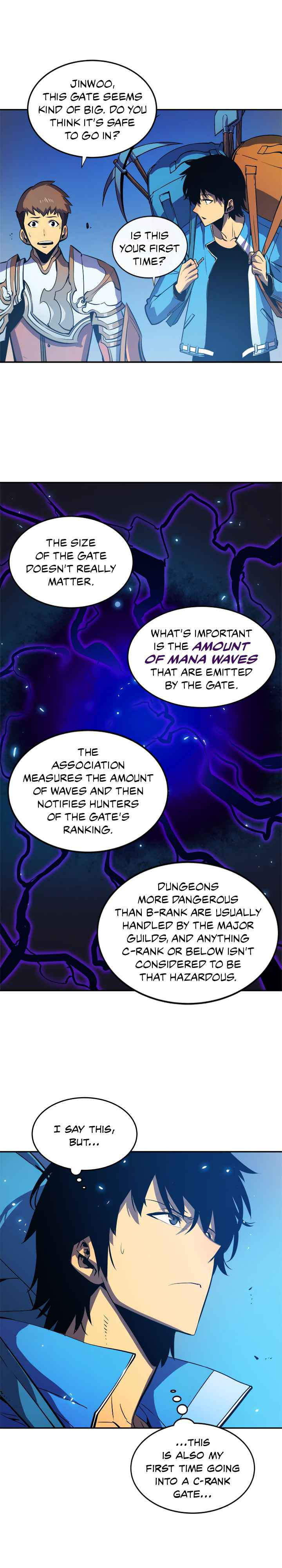 Solo Leveling Chapter 19 Page 7
