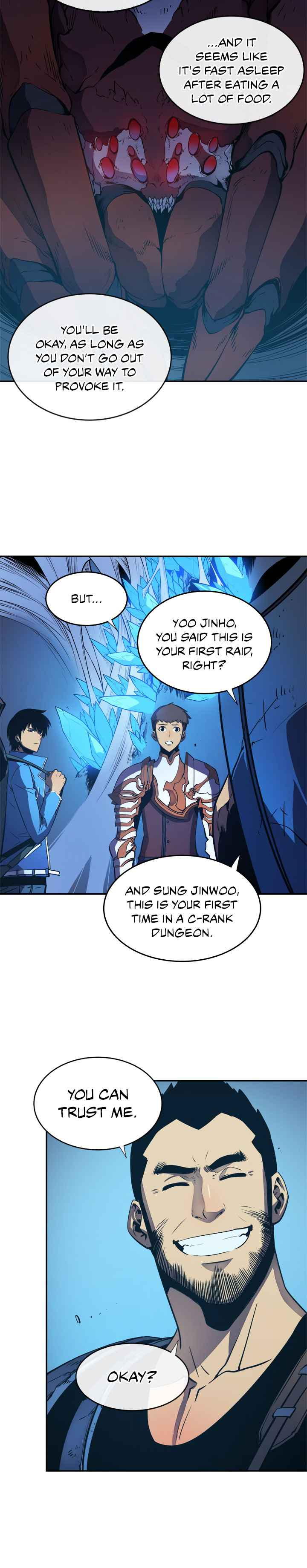 Solo Leveling Chapter 20 Page 19